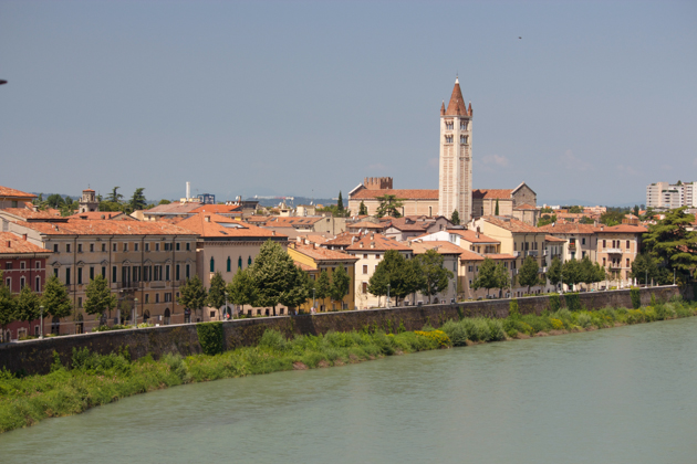 View of San Zeno