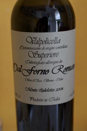 Valpolicella Superiore, Dal Forno Romano