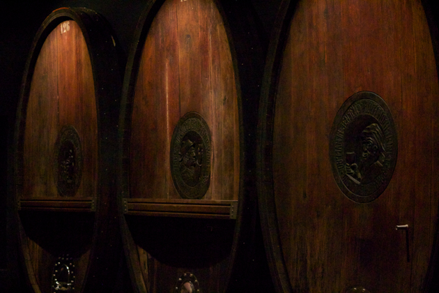 Large traditional barrels