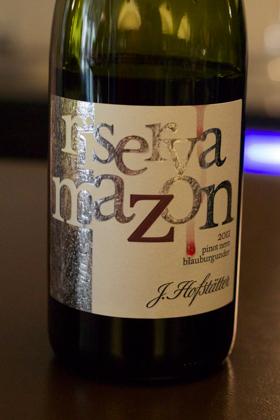Mazon Pinot Nero Riserva Alto Adige