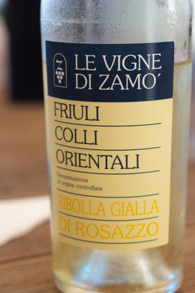 Ribolla Gialla, Collio Orientali del Friuli DOC Rosazzo