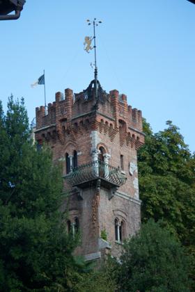 Udine castle