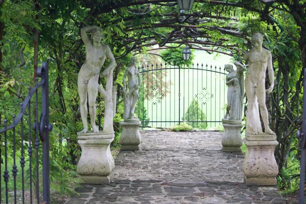 Gardens of Castello di Spessa