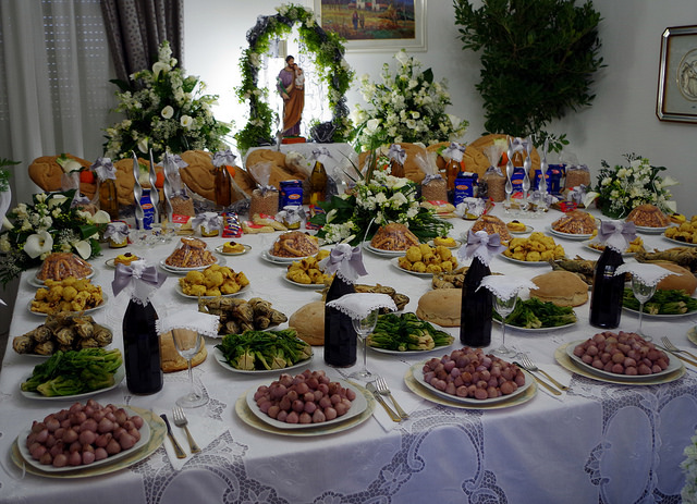 San Giuseppe feast by Claudia Schulte