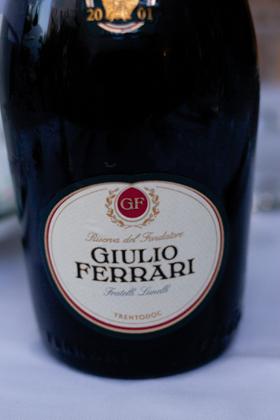 Giulio Ferrari 2004, Ferrari