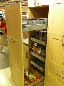 Roll out pantry by Rob Cameron