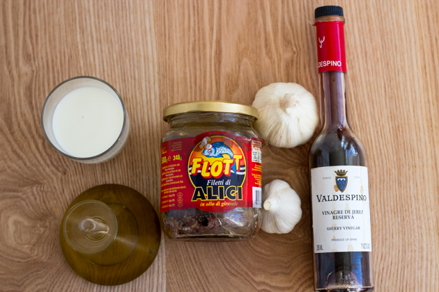 Bagna Cauda (warm garlic anchovy dip) - Piemonte | Living a Life in ...