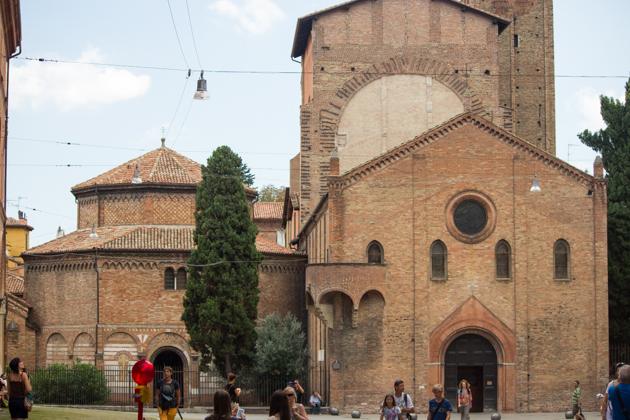 Basilica of Santo Stefano