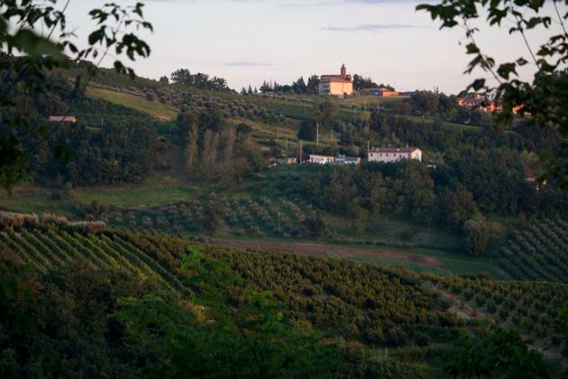 Hills of Romagna