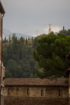 View from Ascoli Piceno