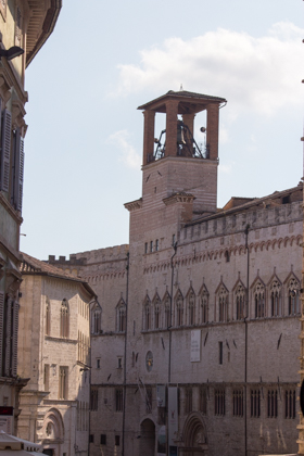 The Galleria Nazionale dell'Umbria (the National Gallery of Umbria)