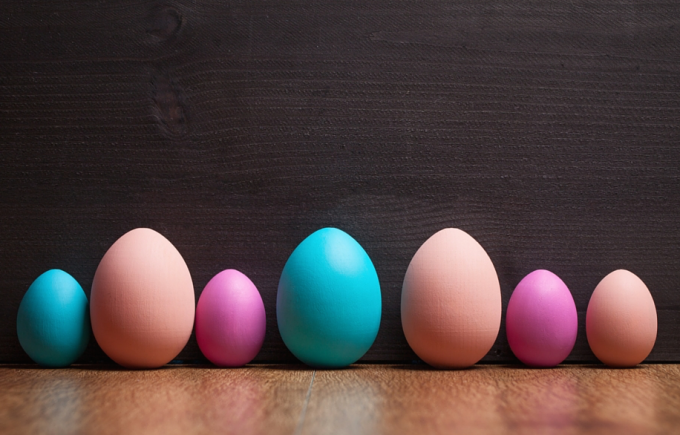 Easter Eggs cropped