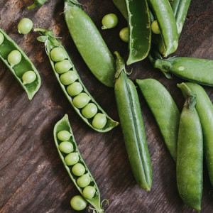 Peas and prosciutto – a match made in heaven