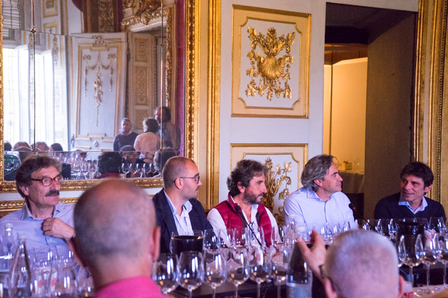 Six producers presenting their interpretations of the Nebbiolo grape