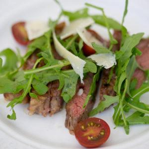 A super simple, mouth-watering dish: tagliata