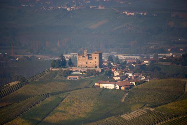 Grinzano Cavour castle