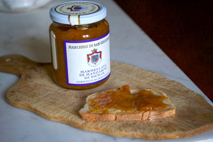 Mandarin orange marmalade by Marchesi di San Giuliano