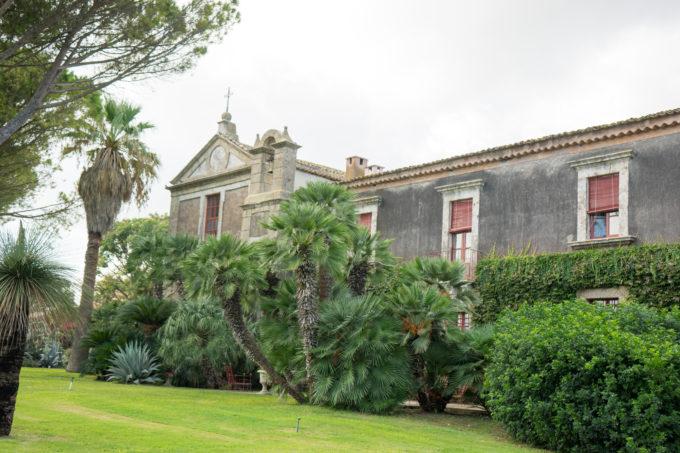The family church on the Marchesi di San Giuliano estate