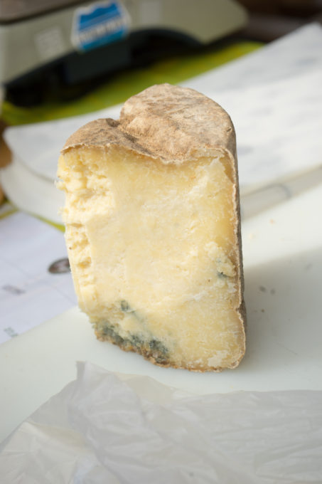 Castelmagno cheese