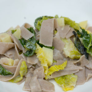 Pizzocheri: the buckwheat pasta gem from Valtellina