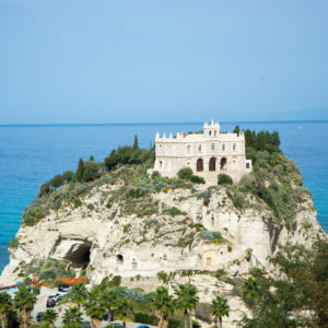 The stunning Calabrian coast