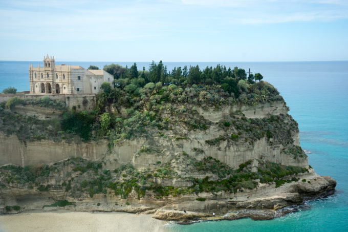 Tropea's Santa Maria dell'Isola church