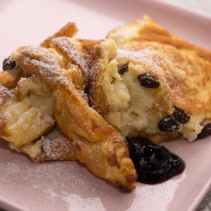Kaiserschmarrn: the Kaiser's delightful pancake mess
