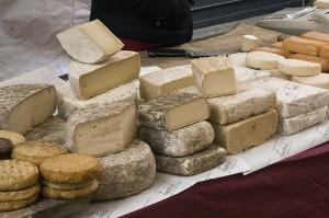 Cheeses by Aurelio Candido