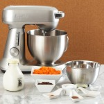 Standing mixer by Food thinkers