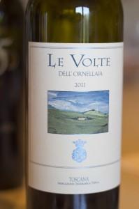 Le Volte, Ornellaia's table wine