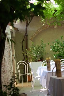 Terrace of Due Cavallini