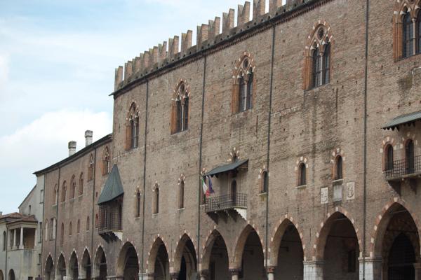 Palazzo Te in Mantova