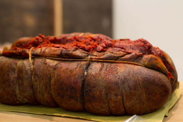 Nduja from Calabria