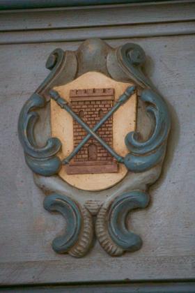 The della Torre family crest