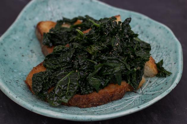 Crostoni Di Cavolo Nero Tuscan Black Cabbage Bruschetta Toscana Living A Life In Colour