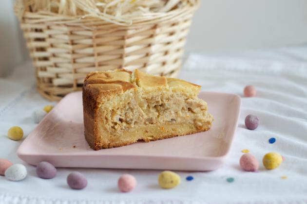 Pastiera (ricotta Easter tart)
