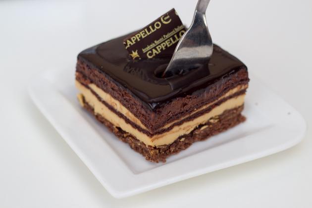 Pasticceria Cappello's torta sette veli