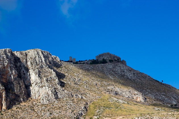 Erice on the hill
