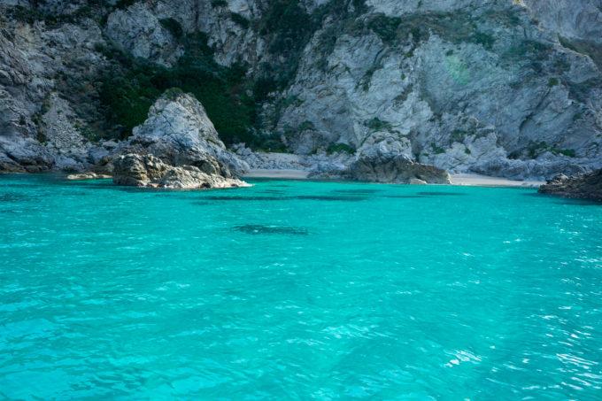 Amazingly crystalline waters